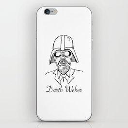Darth Weber  iPhone Skin