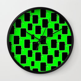 Chat Bubble Wall Clock