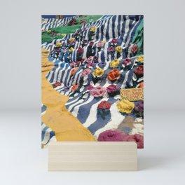 Salvation Mountain I Mini Art Print
