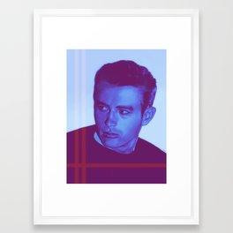 That Rebel  Framed Art Print