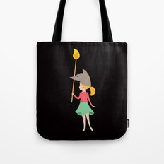 Wolfbelina Tote Bag