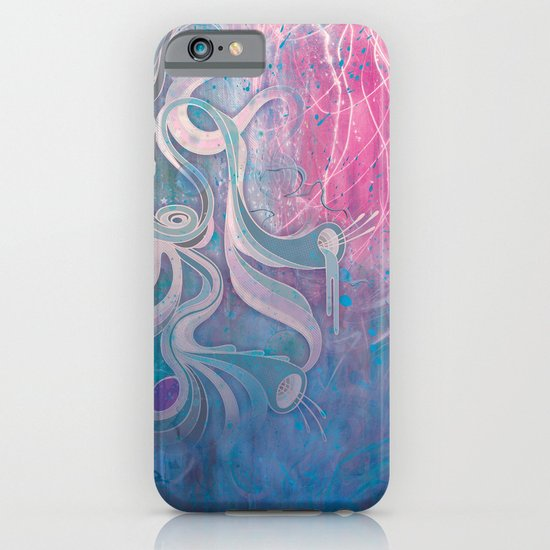 Electric Dreams iPhone & iPod Case