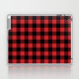 Buffalo Plaid Rustic Lumberjack Buffalo Check Pattern Laptop & iPad Skin