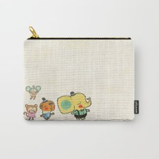 Walking with you Carry-All Pouch