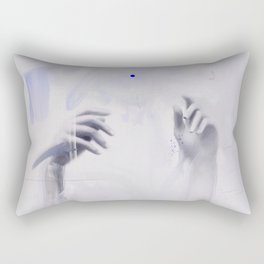The Weight Of It All Rectangular Pillow
