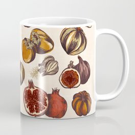 Fall Produce Coffee Mug
