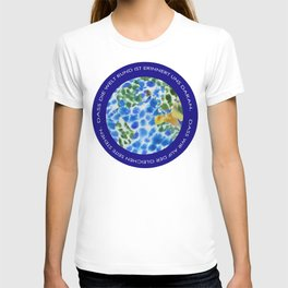 One Side - German T-shirt