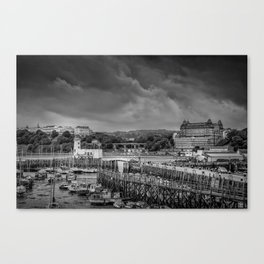 Scarborough South Bay Canvas Print