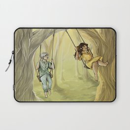 Cosmic Swings Laptop Sleeve