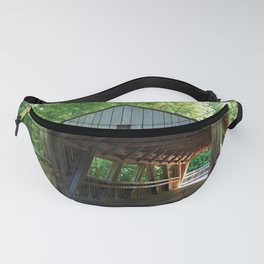 The Covered Bridge at Wildwood Fanny Pack