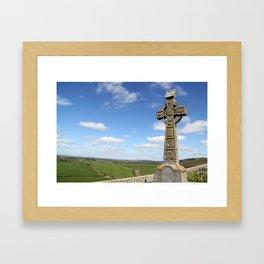 Tipperary Overlook Framed Art Print