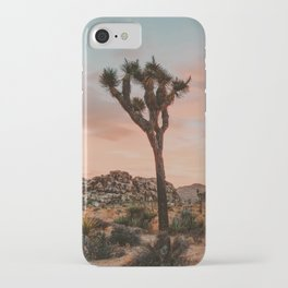 Joshua Tree IX / California Desert iPhone Case