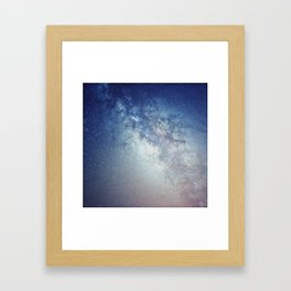 Close to Infinity Framed Art Print