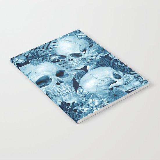 tropic skull Notebook