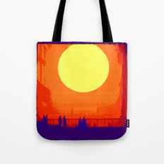Nothing is new under the sun Tote Bag