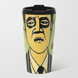 Fix Your Hearts Or Die Travel Mug