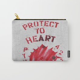 Streets of Miami Carry-All Pouch