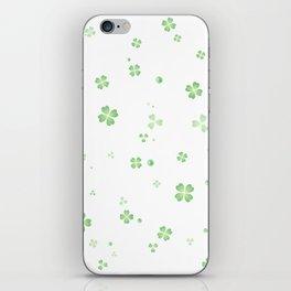 Clover Clover iPhone Skin