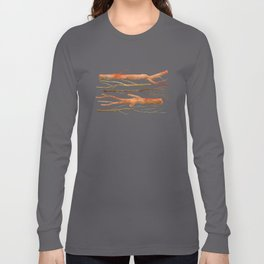 sticks no. 2 Long Sleeve T-shirt
