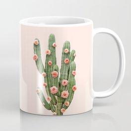 CACTUS AND ROSES Coffee Mug