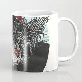 Grunge Chihuahua Coffee Mug