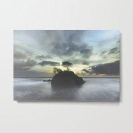 Selva . Piedra . Mar Metal Print