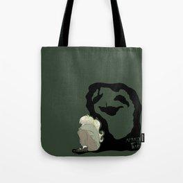Afraid of the Dark Tote Bag