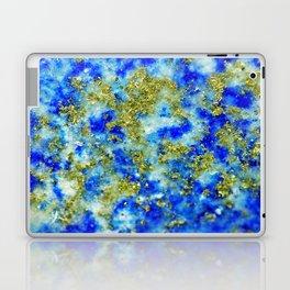 Lapis Lazuli Texture Laptop & iPad Skin