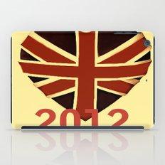 I Love Vintage 2012 iPad Case