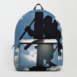 Rusty the Lineman Backpack