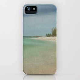 Dreaming of a Key West Beach iPhone Case