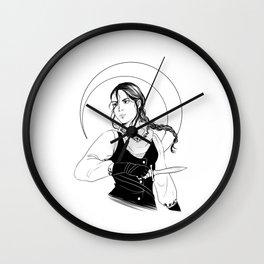 The Wraith Wall Clock