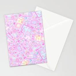 Power Up! Stationery Cards