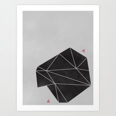 Seperation Art Print