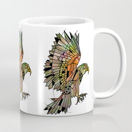 Kea New Zealand Bird Coffee Mug