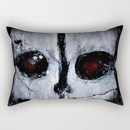 CoD ghost Rectangular Pillow