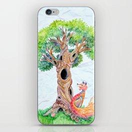 The Spirit Tree V2 iPhone Skin