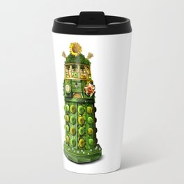 Germinate Germinate (on white) Travel Mug