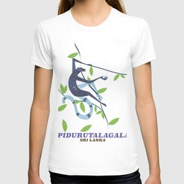 Pidurutalagala Sri Lanka T-shirt