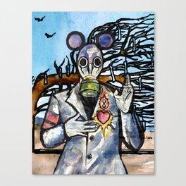 Infinity Land/Opposites Canvas Print