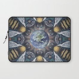 The Keepers of the Garden Laptop Sleeve