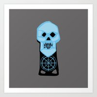 goonies Art Prints featuring The Goonies by FilmsQuiz