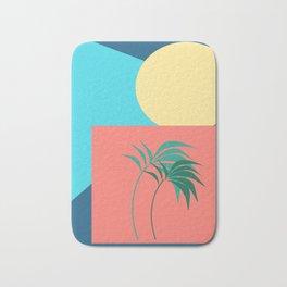 Shapes of the Palm Bath Mat