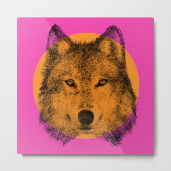 Wild 7 by Eric Fan & Garima Dhawan Metal Print