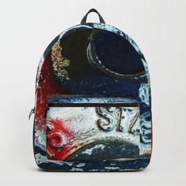 Weight Plate 25 Backpack