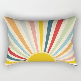 Sun Shines Inside you Rectangular Pillow