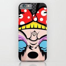 Mickey Girl Slim Case iPhone 6s