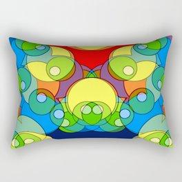 Abstrakt 1 Rectangular Pillow