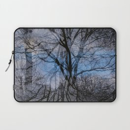 Abstract tress Laptop Sleeve
