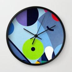 Elephant - Paint Wall Clock